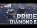 Обзор Pride Diamond 8 СТУДИЯ АВТОЗВУКА МЕДВЕДЬ