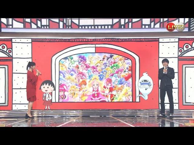 Anime Kouhaku (66th NHK Kouhaku Uta Gassen)