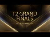 T2 FINALS - The Journey
