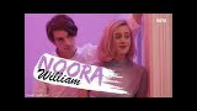 Noora and William   Нура и Вильям   Skam