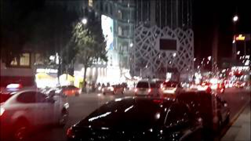 Dongdaemun market at night, Seoul, Korea, 韩国首尔东大门市场夜景, 동대문 시장 야경, Đông Đại môn, cửa thành ph