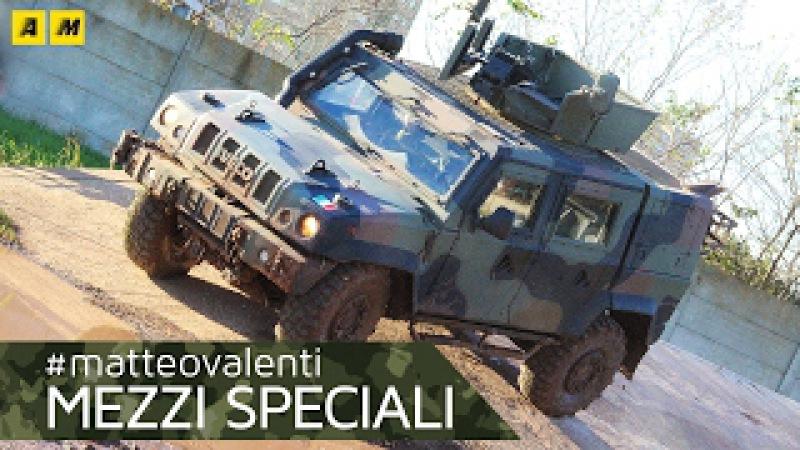 IVECO Lince LMV, l'Hummer all'Italiana | Mezzi speciali (4K)