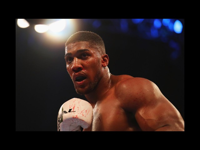 Anthony Joshua | All Knockouts (20-0)