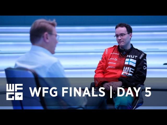 WFG Finals | Day Five