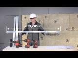 Hilti - MFT-FOX VT Ventilated Facade Installation Video