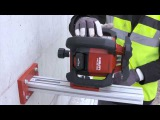 HOW TO align facades vertically with the Hilti PR 30-HVS rotating laser level