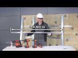 Hilti - MFT-FOX HT Ventilated Facade Installation Video