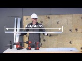 Hilti - MFT-MFI Ventilated Facade Installation Video