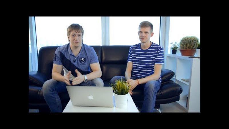Видео №1 Интервью с Вадимом. Код богатства.