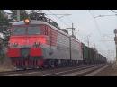 Электровоз ВЛ11М 356 с 13 ю грузовыми вагонами