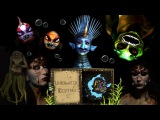 Bestiary Hierarchy of the underwater creatures. NYX FACE AWARDS RUSSIA  TOP15  Подводные твари