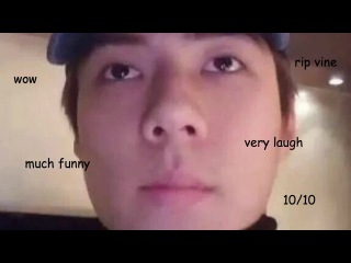 TRY NOT TO LAUGH: KPOP VINE COMPILATION