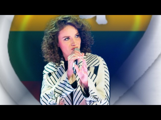 "Nacionalinė ""Eurovizijos"" atranka | Greta Zazza ""Like I love you"" 🇱🇹 🏆"