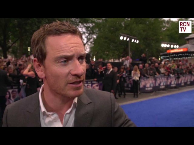 Michael Fassbender Interview The Counselor Premiere