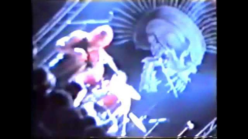 The Exploited - Live in Folkets Park, Motala, Sweden 26.06.1996