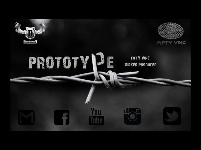 FIFTY VINC x DIDKER PRODUCER - PROTOTYPE (HARD AGGRESSIVE STRING BATTLE RAP BEAT)