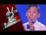 Айдар Жазыкпаев - Happy (Pharrell Williams Cover) | Песня на вылет | Голос Казахстана Дети • Казахстан