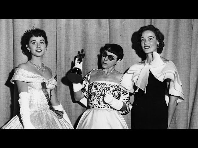 Roman Holiday and The Robe Win Costume Design: 1954 Oscars