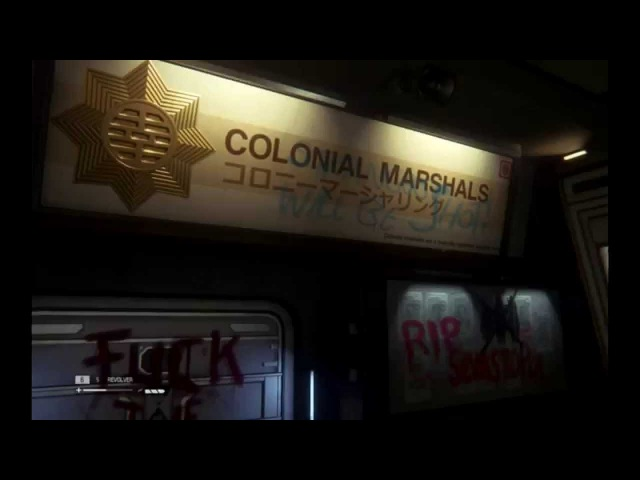 Alien: Isolation in Close Review (Mild Spoilers DLC)