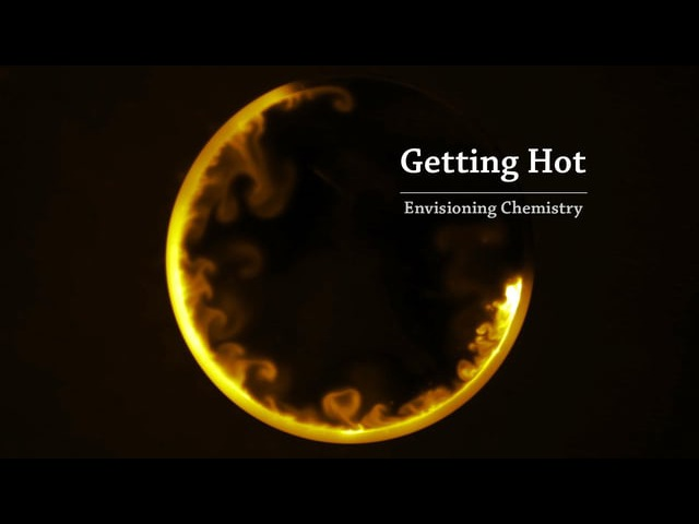 Envisioning Chemistry: Getting Hot (with Thermal Imaging)