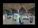 Ночной перелет Пулково Баку на Airbus A320 а к AZAL