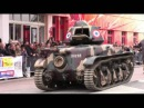Driving the french tank Renault R35