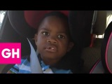 This Little Boy Was Not So Happy With His Mom's Pregnancy Announcement  GH