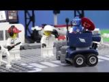 Lego Batman Hulk Spiderman Superhero Funny Stop Motion