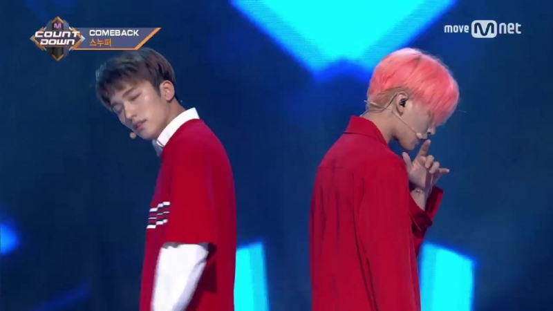 [PERF] 170720 SNUPER - The Star Of Stars @ Mnet M!Countdown