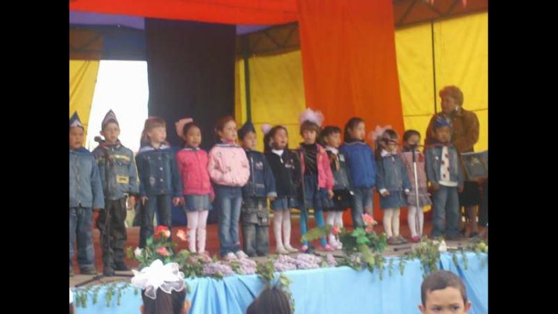 9мая выступление дет. садика
