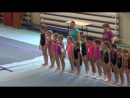 1)Спортивная гимнастика памяти И.Г. Джабарова - Разминка 21.05.2017 (Нижнекамск)
