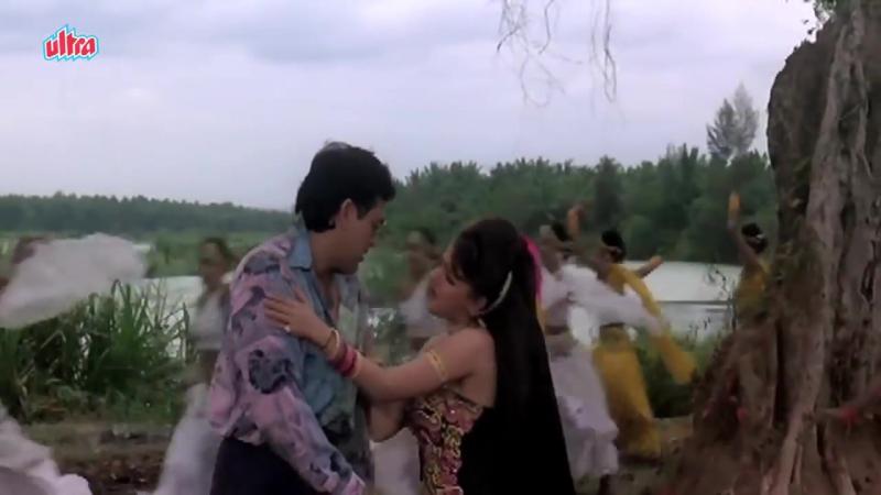 Teri Kismat Mein - Mamta Kulkarni, Govinda, Kismat Song