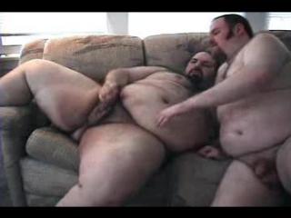 Секс жирдяй