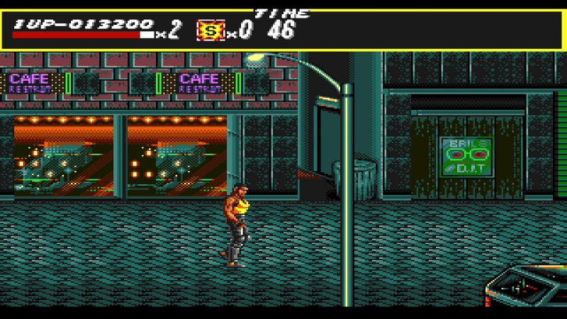 11.12.2017 - Streets Of Rage(1) Level One