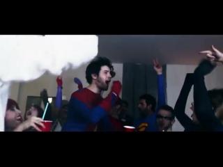 Супергеройское похмелье