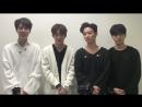 [V LIVE] The Rose[더 로즈] 2018년도 수능 응원 메세지🌹