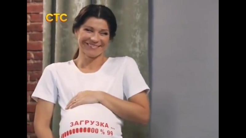 Увидела у @voroniny serial этот видос и вспомнила как играла беременную Первых сериальных детей я рожала до Лизы поэтому како