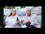 Lil' Kim &amp Faith Evans - интервью для Revolt.TV 230617