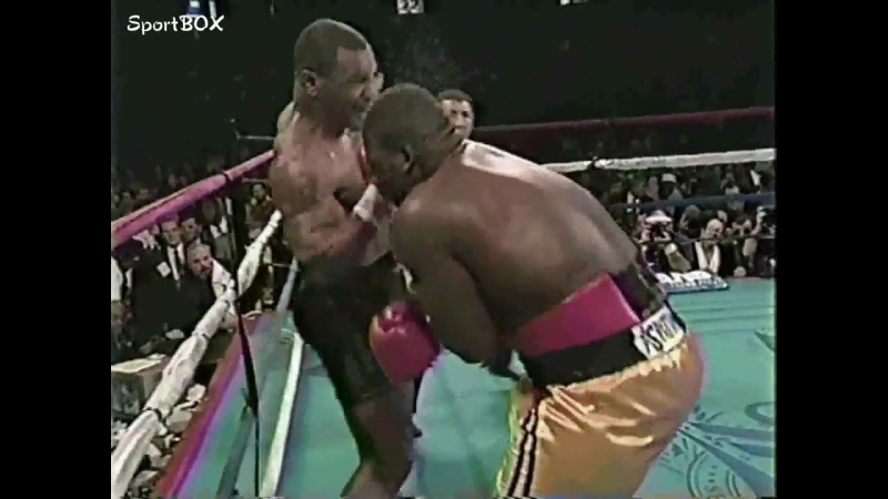 MIKE IRON TYSON __ Highlights_Knockouts
