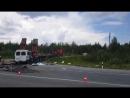 ДТП На трассе Сургут Когалым в ужасном ДТП погиб мужчина 480p via Skyload