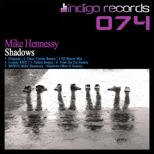 Mike Hennessy альбом Shadows