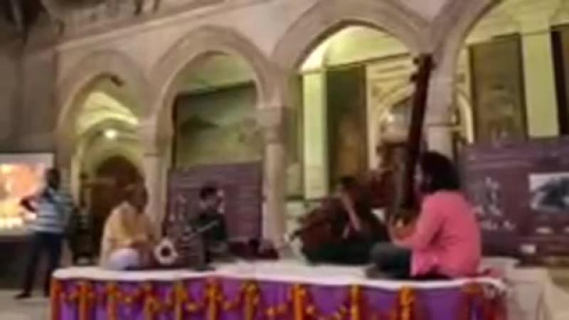 Sharada Mushti - Raga Desh - Alap