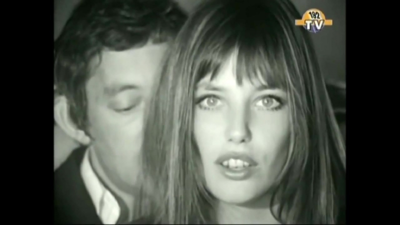 Serge Gainsbourg / Jane Birkin - Je T Aime Moi Non Plus ∕ La Decadanse ∕ 69 Annee Erotique (Music Videos) (1968 - 1969)