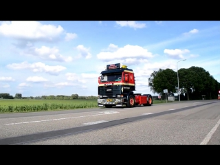 Scania 143 V8 sound compilation