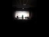 Выступление джаз-ансамбля