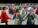 Танец хоровод Во саду ли в огороде