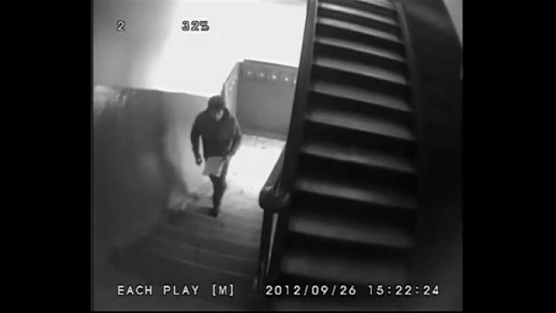 Видео предполагаемого серийного убийцы пожилых женщин. Обнародовал СК РФ