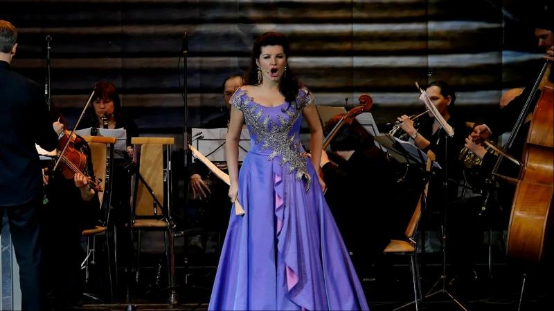 Вивальди - ария Странника из оратории Триумф Юдифи ( репетиция)