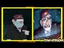 Gravity Falls in Anime