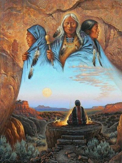 vklyuchaetsya-uchebnik-kak-stat-shamanom-v-komnate-plemeni-prezentatsiya